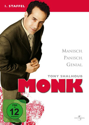 Monk Cover