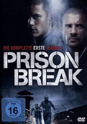 Prison Break Cover